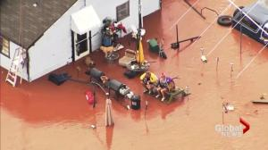 More rain forecast after deadly floods in Texas, Oklahoma