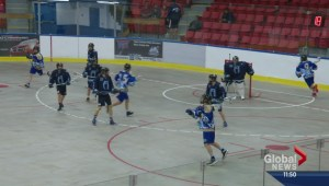 Alberta Junior A Lacrosse Championship highlights