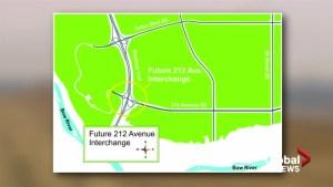 Private funding to help kick start south Deerfoot interchange