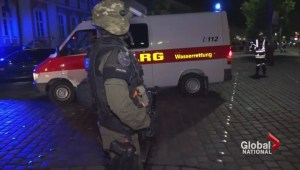 Security tight after string of attacks in Germany