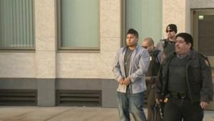 Elijah Noname testifies in his own defense