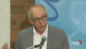 Rural health care: Health Minister Stephen Mandel