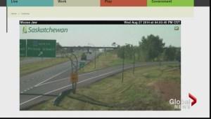 New highway cameras