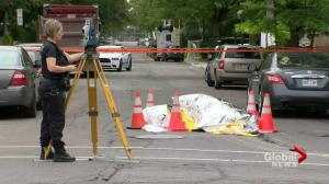 Montreal cyclist dies after collision with truck