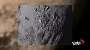 Striking images of Pluto released after New Horizons spacecraft fly-by
