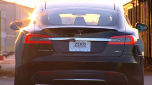 Tesla unveils updated Model S electric car