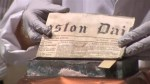 Time capsule believed to be placed by Samuel Adams opened