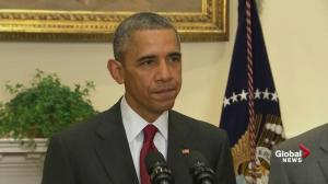 Obama: Every possible step being taken to keep homeland safe from terrorist attacks