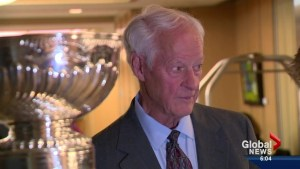 'Mr. Hockey' Gordie Howe suffers stroke, sounds awareness alarm