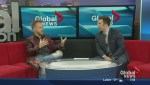 HGTV's Paul Lafrance at the Edmonton Home and Garden Show