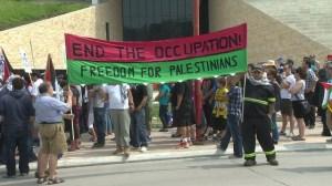 Rally for Gaza