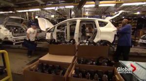 Trump wants to restore U.S. auto industry jobs