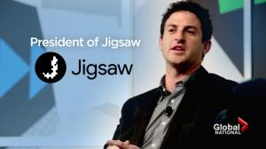 Jigsaw president Jared Cohen takes aim at Internet trolls