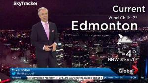 Edmonton early morning weather forecast: Wednesday, February 22, 2017