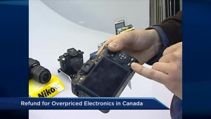 Canadians eligible for electronics lawsuit refunds