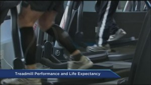 Can treadmill performance indicate how long you will live?