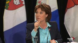 BC premier on the impact of low oil prices