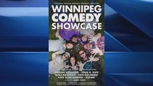 Global News Morning – Winnipeg Comedy Showcase