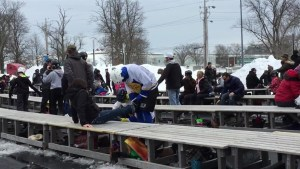 The Pay It Forwards – Tied Game @ Emera Oval in Halifax