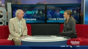 Dr. Evans explains Ebola