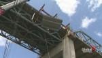 Mercier construction tour