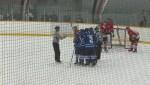 HIGHLIGHTS: MMJHL Canucks vs Hawks – Jan. 31