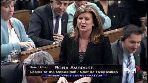 Ambrose asks Trudeau not just to approve, but 'champion' pipelines