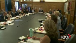 Priorities outlined at first BC NPD government cabinet meeting