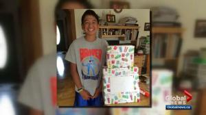 13-year-old boy killed in St Albert remembered