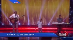 Edmonton dad proud of sons' 'exciting' performance on The Ellen DeGeneres Show