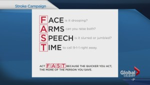 Act F-A-S-T for stroke survival