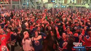 Oilers watch party tickets being resold online