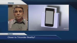 Making the Star Trek tricorder a reality