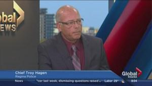 Regina Police Chief discusses open letter