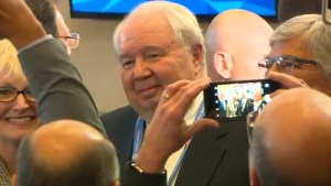 Russian ambassador to U.S. Sergei Kislyak, key figure in Russia controversy steps down