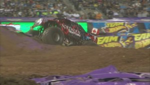 Monster Jam announcer joins the Morning News to preview Winnipeg show