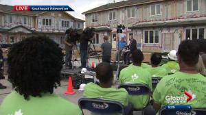 Habitat for Humanity CEO weighs in on organization's biggest building project