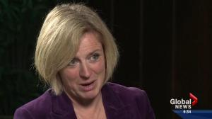 One-on-one with Premier Notley Pt. 2
