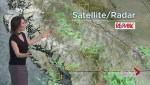 BC Evening Weather Forecast: Apr 26