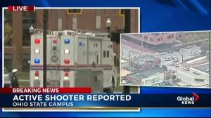 NBC reporter describes scene at OSU's Watts Hall following shooting