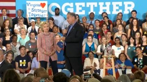 Clinton chooses Tim Kaine as VP pick before democratic convention