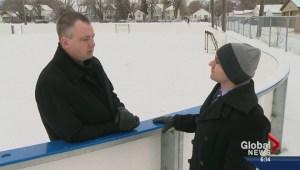 Parental penalties down, hockey referee numbers up