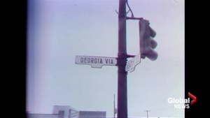 From the archives: Georgia Street Viaduct 1967