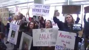 Trump Administration refusing to budge on travel ban