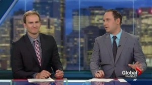 Paul Haysom and Brendan Parker weather specialists?