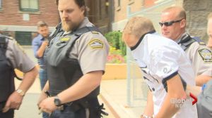 Murder charges laid in Taylor Samson case