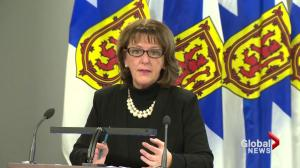 Nova Scotia schools to reopen, legislated contract put on hold