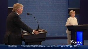 Trump vs. Clinton: Full recap of last night's presidential debate