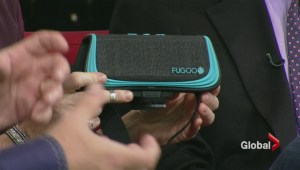 Tech: Portable bluetooth speakers