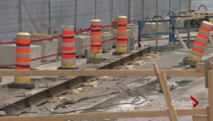 Victoria Day road closures in Montreal